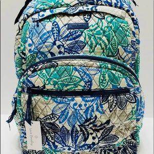Vera Bradley large essential Santiago backpack